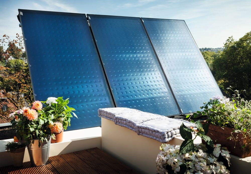 Rüsten Sie Ihre bestehende Heizung mit Sonnenenergie auf